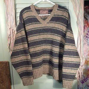 Abercrombie & Fitch men's wool sweater sz XL